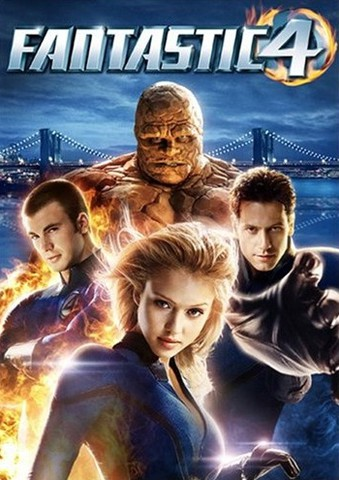 Fantastic Four in film  Wikipedia